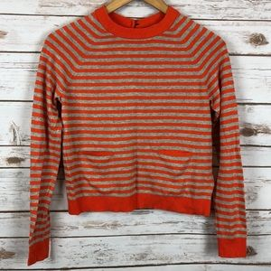 Anthropologie Charlie & Robin Cropped Sweater Xs